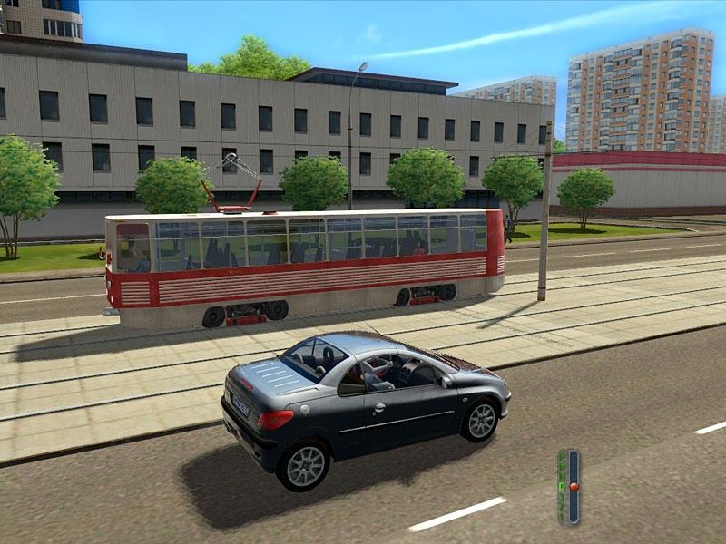 Симулятор вождения 2 домашняя версия скачать
