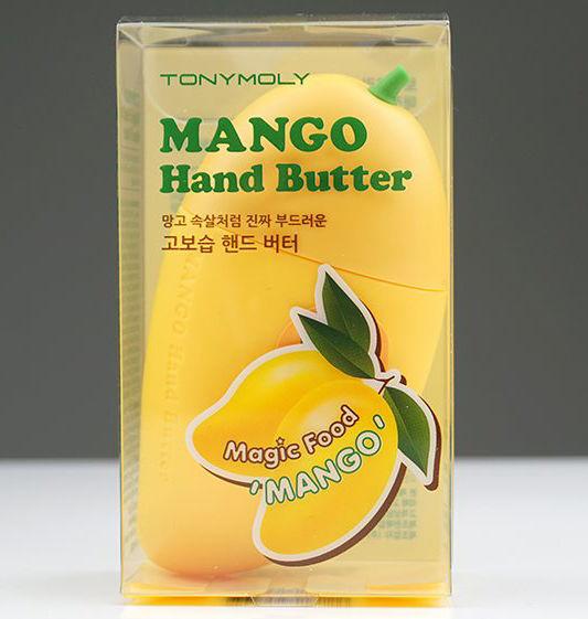 Картинки по запросу TONYMOLY] Mango Hand Butter