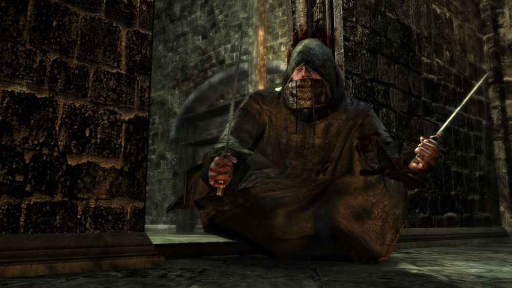 Рецензия игры NecroVisioN: Проклятая Рота (NecroVisioN: Lost Company). . В