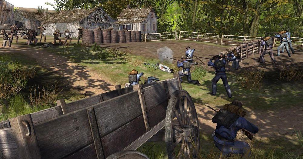 civil war games xbox 360