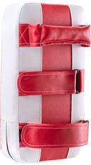 Макивара (40х20х12 см; красно-белая) — фото, картинка — 1