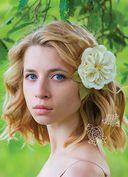 Цветы из фоамирана. Стильные аксессуары — фото, картинка — 5