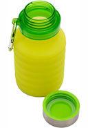 Бутылка для воды складная с карабином (500 мл) — фото, картинка — 4