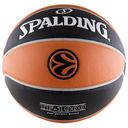 Мяч баскетбольный Spalding Euroleague Offical TF-1000 №7 — фото, картинка — 2