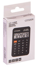 Калькулятор карманный LC-110NR (8 разрядов) — фото, картинка — 2