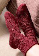 Вяжем два носка одновременно. Круговые спицы — фото, картинка — 5