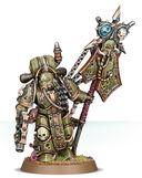 Warhammer 40.000. Death Guard. Plague Marines Icon Bearer (43-47) — фото, картинка — 1