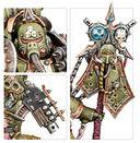 Warhammer 40.000. Death Guard. Plague Marines Icon Bearer (43-47) — фото, картинка — 2