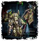 Warhammer 40.000. Death Guard. Plague Marines Icon Bearer (43-47) — фото, картинка — 3