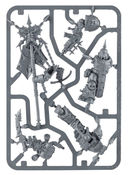 Warhammer 40.000. Death Guard. Plague Marines Icon Bearer (43-47) — фото, картинка — 4