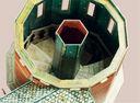 Верхняя площадка лестницы