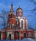 Москва. Самые знаменитые храмы — фото, картинка — 1