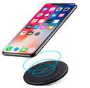 Зарядное устройство Yoobao Wireless Charging Pad D1 (черный) — фото, картинка — 3
