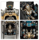 Warhammer 40.000. Imperial Knights. Knight Preceptor Canis Rex (54-15) — фото, картинка — 2