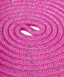 Скакалка для художественной гимнастики RGJ-304 (3 м; розовая) — фото, картинка — 2