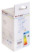 Светодиодная лампа V-TAC VT-2099 9 ВТ, А60, Е27, 2700К — фото, картинка — 6