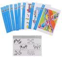 Развиваем мышление. Карточки с веселыми заданиями. 4+ — фото, картинка — 1
