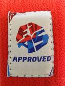 Куртка для самбо JS-303 (р. 4/170; красная) — фото, картинка — 1