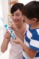 Детская электрическая зубная щетка
