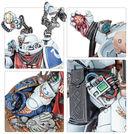 Warhammer 40.000. Space Marines. Primaris Apothecary (48-60) — фото, картинка — 2