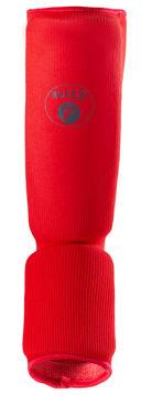 Защита голень-стопа (M; красная) — фото, картинка — 1