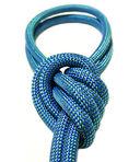 Скакалка для художественной гимнастики Pro 10103 (синяя) — фото, картинка — 2