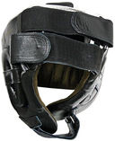 Шлем боксёрский (S; чёрный; арт. LTB19701) — фото, картинка — 3
