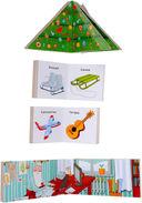 Домик Деда Мороза (набор из 4 книжек) — фото, картинка — 2