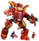 Конструктор Super Heroe