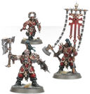 Warhammer Age of Sigmar. Blades of Khorne. Blood Warriors (83-24) — фото, картинка — 4