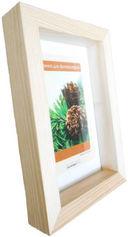 Рамка деревянная со стеклом (10x15 см; арт. Д130) — фото, картинка — 1