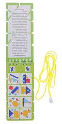 Учимся внимательно смотреть и образно мыслить. Игры со шнурком — фото, картинка — 1