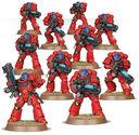 Warhammer 40.000. Blood Angels. Primaris Hellblasters (41-28) — фото, картинка — 2