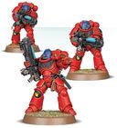 Warhammer 40.000. Blood Angels. Primaris Hellblasters (41-28) — фото, картинка — 3