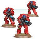 Warhammer 40.000. Blood Angels. Primaris Hellblasters (41-28) — фото, картинка — 5