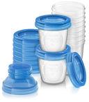 Контейнер для хранения молока (10 шт.) — фото, картинка — 1