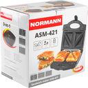 Сэндвичница Normann ASM-421 — фото, картинка — 2