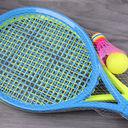 Набор для игры в теннис и бадминтон (арт. DV-S-58) — фото, картинка — 1
